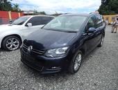 Volkswagen Sharan 1,8L 2014