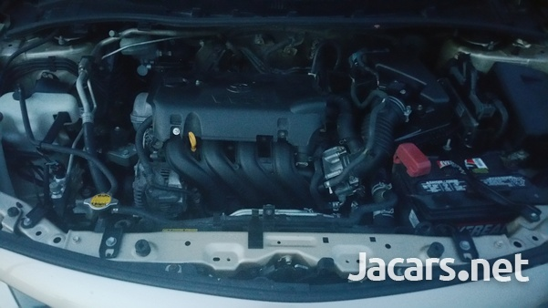Toyota Corolla XLi 1,8L 2012-2