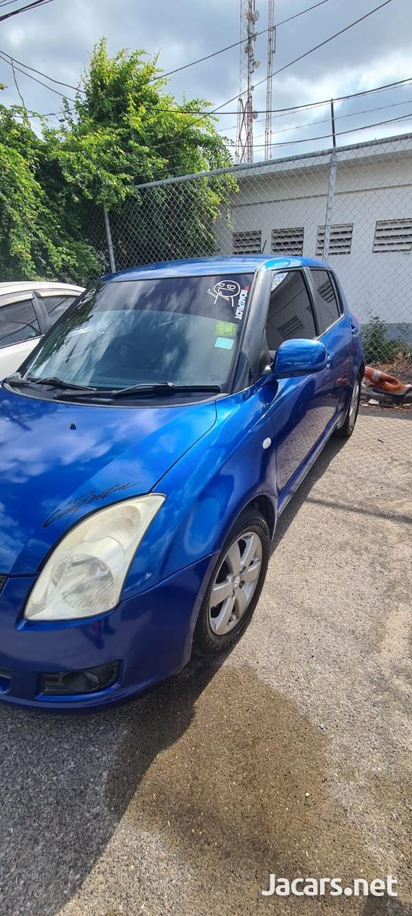 Suzuki Swift 1,5L 2010-4