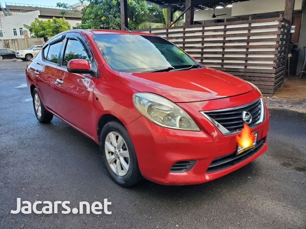 Nissan Latio 1,3L 2013-2