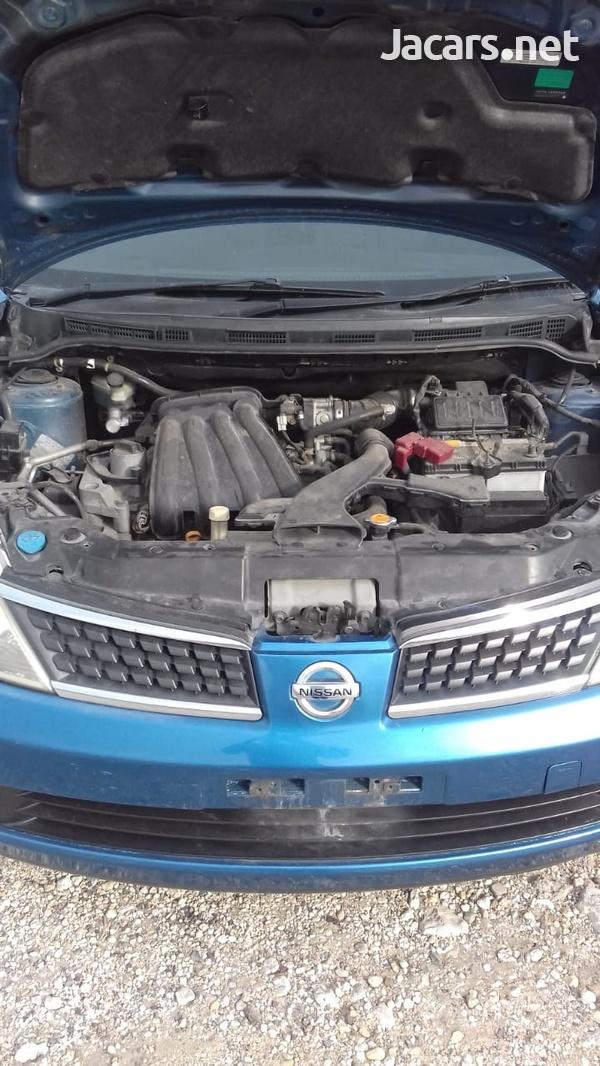 Nissan Tiida 1,5L 2006-8