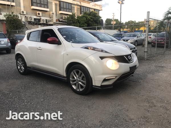 Nissan Juke 1,6L 2013-14