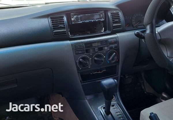 Toyota Corolla 1,5L 2004-5