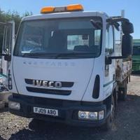 IVECO EuroCargo Tipper Truck