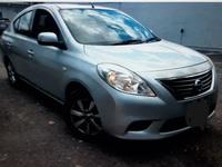 Nissan Versa 2,0L 2013
