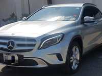 Mercedes-Benz GLA-Class 2,5L 2015