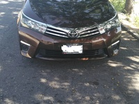 Toyota Corolla 1,6L 2015