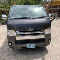 Toyota Hiace 2,5L 2017
