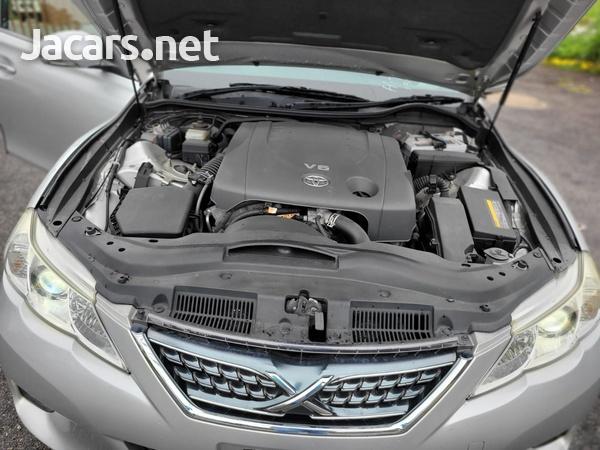 Toyota Mark X 2,5L 2012-6