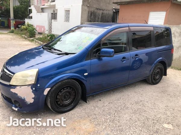 Nissan LaFesta 1,6L 2011-5