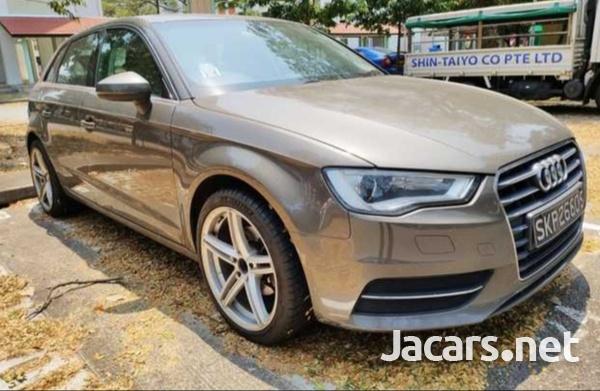 Audi A3 1,8L 2014-2