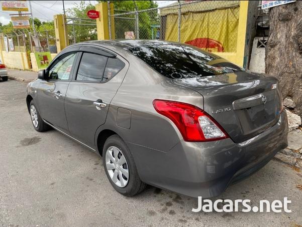 Nissan Latio 1,3L 2016-4