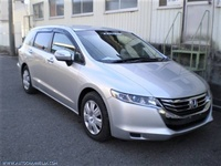 Honda Odyssey 1,8L 2013