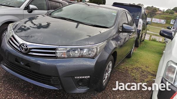 Toyota Corolla 1,5L 2017-2