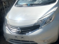 Nissan Note 1,9L 2014