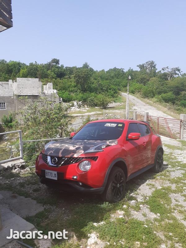 Nissan Juke 1,6L 2015-5