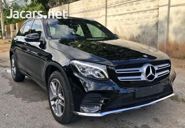 Mercedes-Benz GLC-Class 2,0L 2017-1
