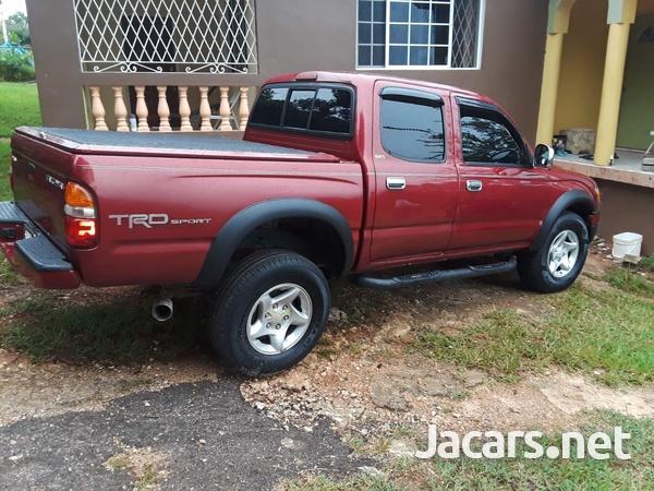 Toyota Tacoma 3,5L 2003-8
