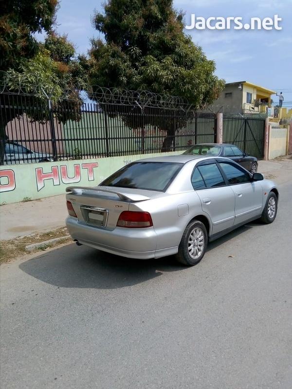 Mitsubishi Galant Fortis 2,4L 2002-2