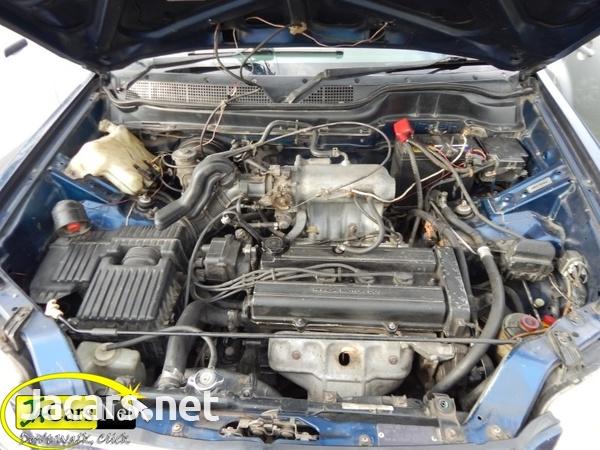 Honda CR-V 1,5L 1997-8