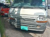 2002 Toyota Hiace Super GL Bus