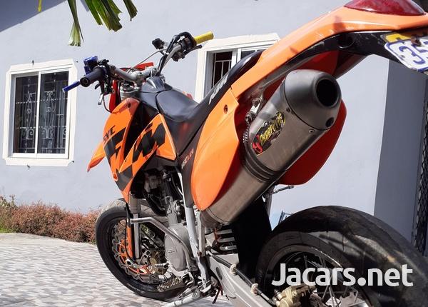 ktm supermotor 2005 660-2