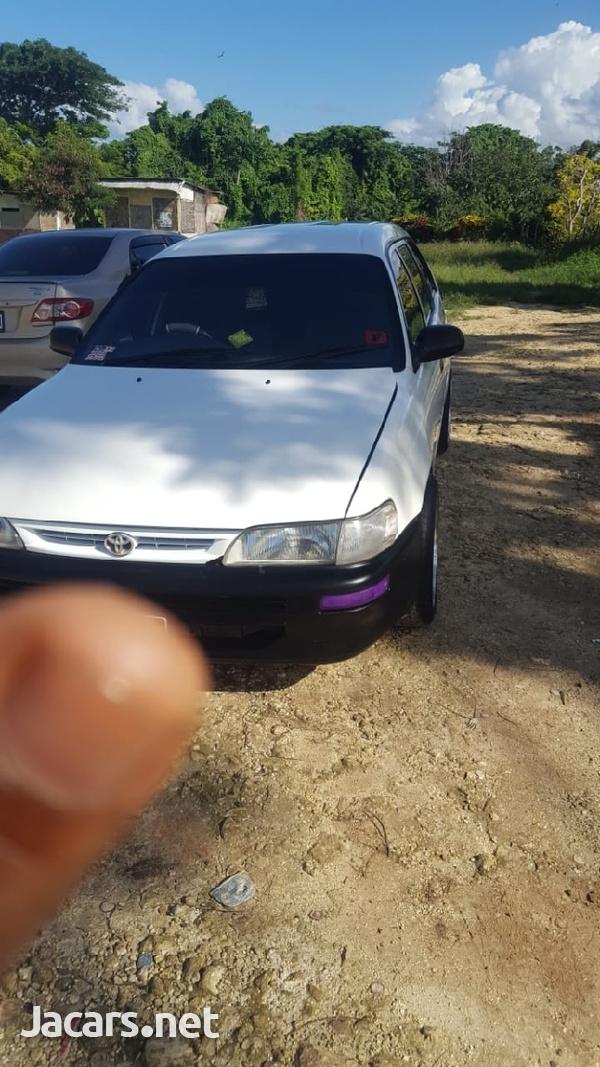 Toyota Corolla 1,6L 1998-7