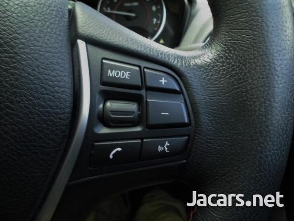 BMW 1-Series 1,6L 2015-13