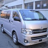 Toyota Regiusace GL Package 2,0L 2012