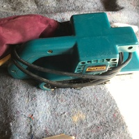 Makita sander full functional
