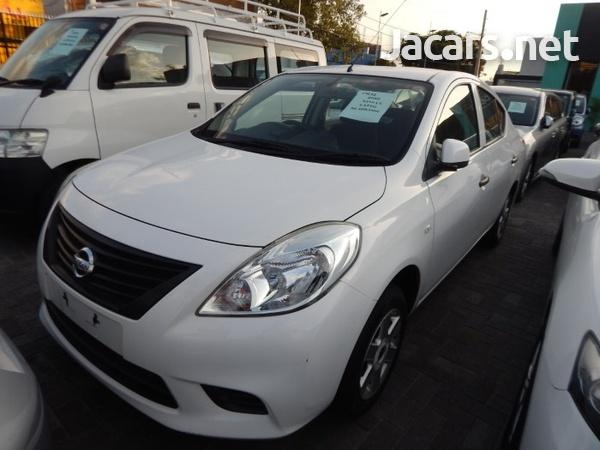 Nissan Tiida 1,5L 2013-4