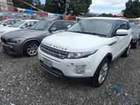 Land Rover Range Rover Evoque 2,5L 2013