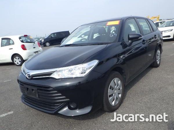 Toyota Fielder 1,5L 2017-4