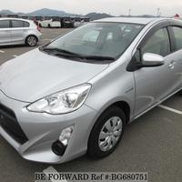 Toyota Aqua 1,5L 2016