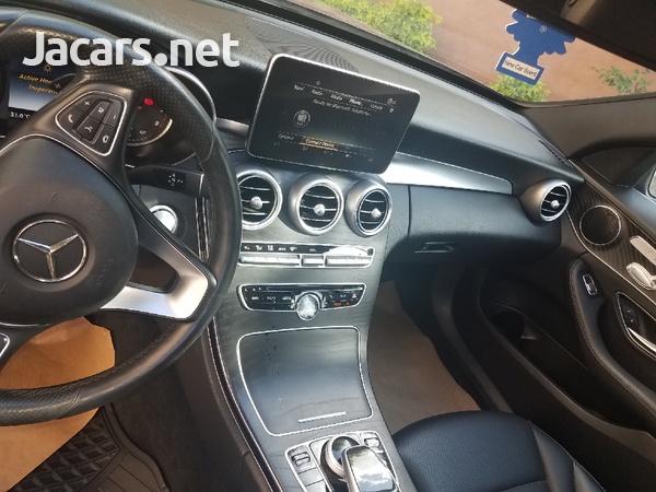 Mercedes-Benz C-Class 2,0L 2016-1