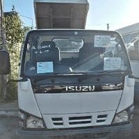 2005 Isuzu Elf Tipper Truck