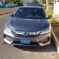Honda Accord 1,4L 2016