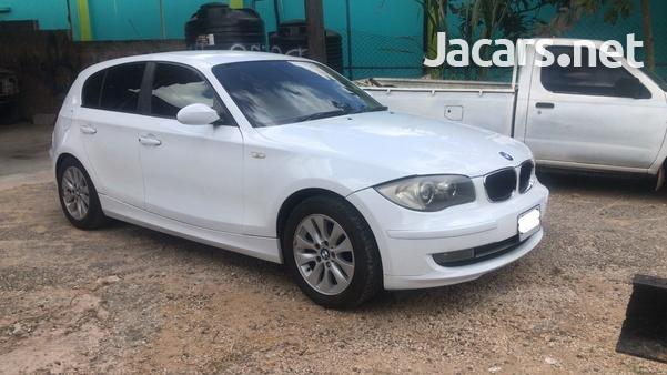 BMW 1-Series 1,5L 2009-4