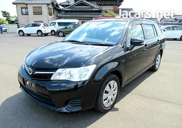 Toyota Fielder 1,5L 2013-2