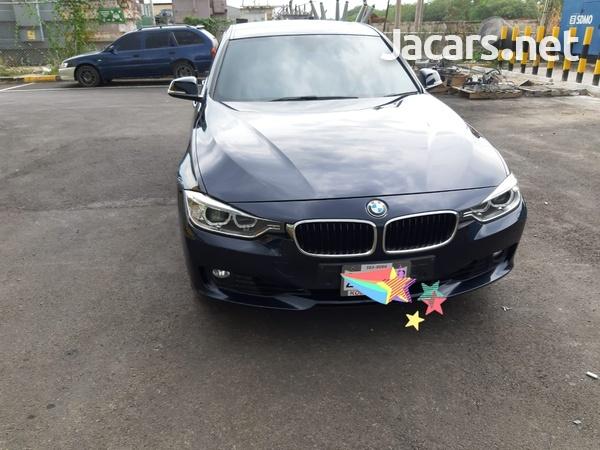 BMW 3-Series 1,9L 2013-10