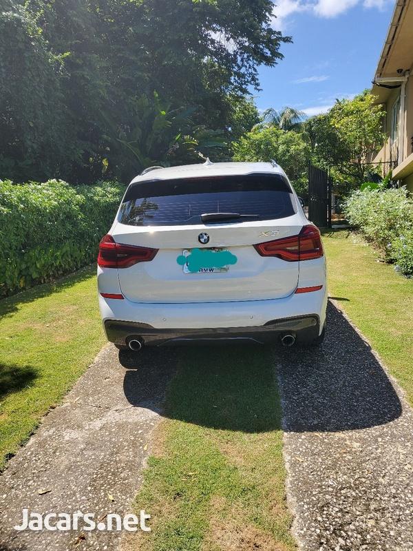 BMW X3 2,0L 2018-10