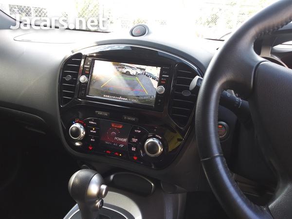 Nissan Juke 1,6L 2016-9