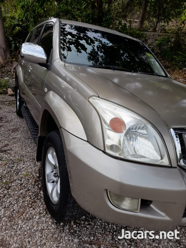 Toyota Prado 3,0L 2004-2