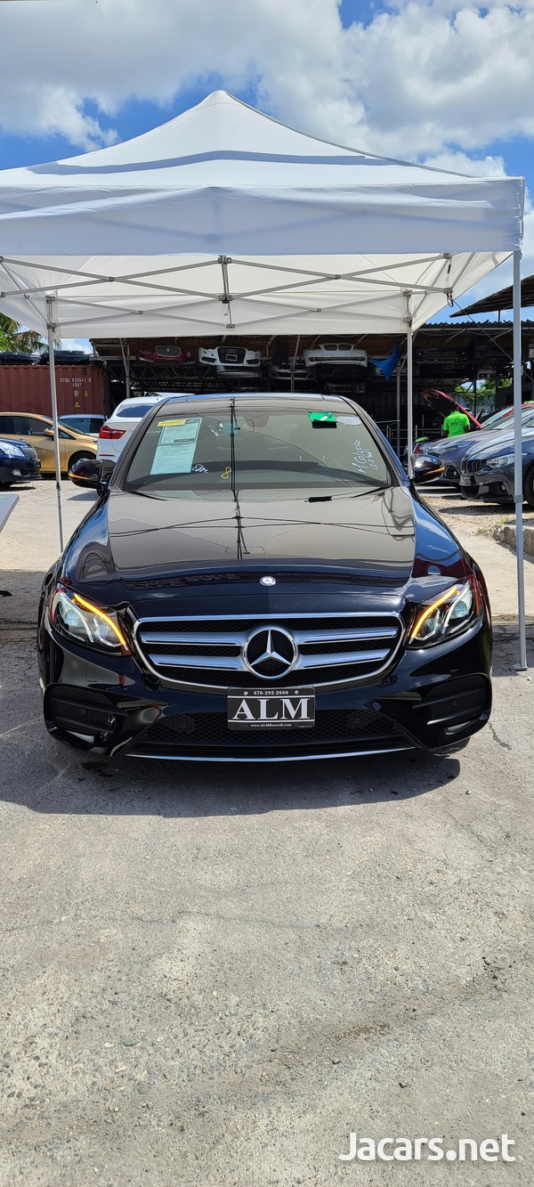 Mercedes-Benz E-Class 3,2L 2017-1