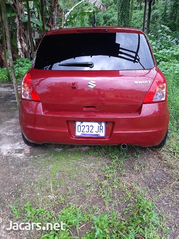 Suzuki Swift 1,2L 2010-4