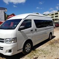 Toyota Hiace 2,5L 2013