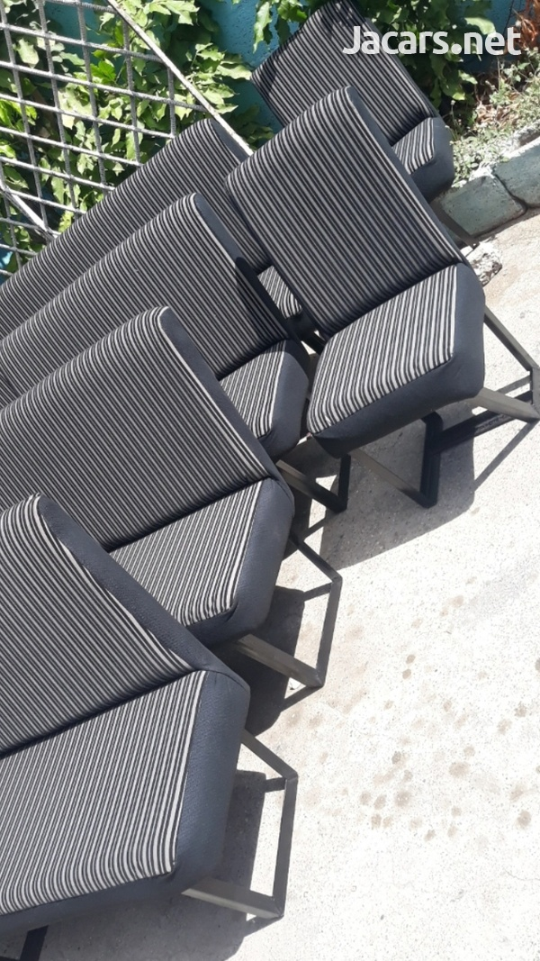 WE BUILD AND INSTALL BUS SEATS.CONTACT US AT 8762921460-4