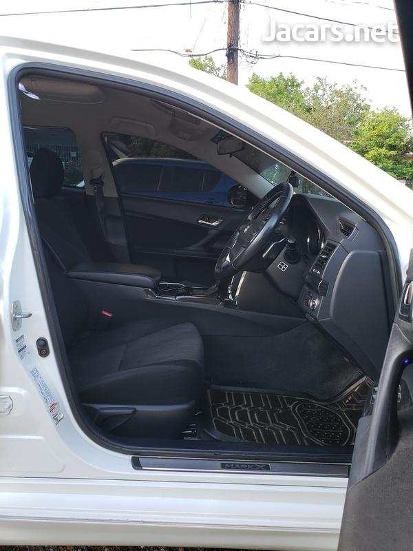 Toyota Mark X 3,5L 2011-14