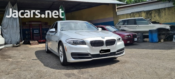 BMW 5-Series 2,8L 2013-5