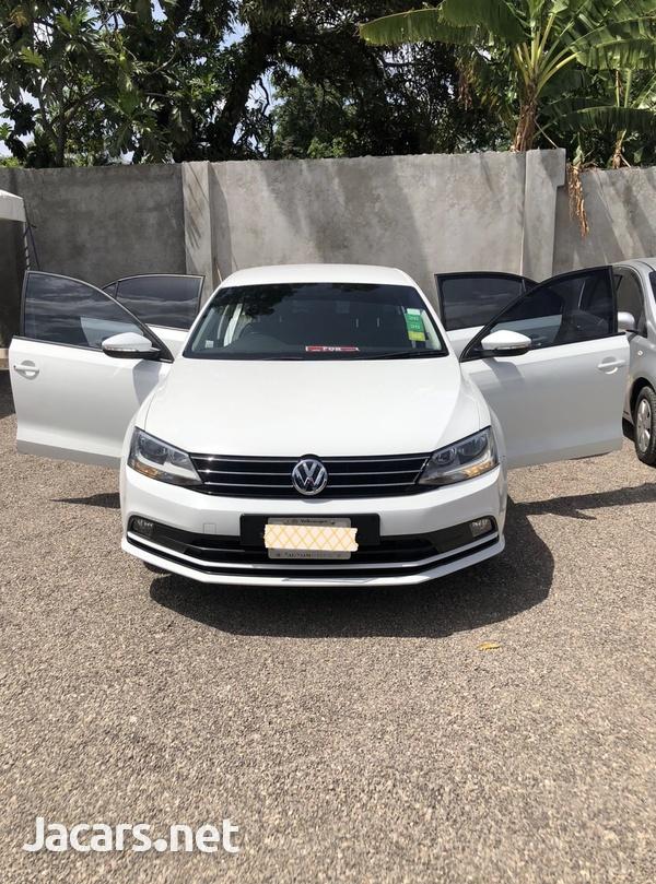 Volkswagen Jetta 1,4L 2016-1